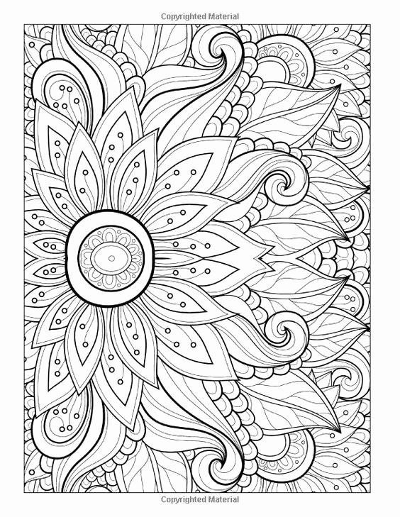 Abstract Printable Coloring Pages Coloringpages